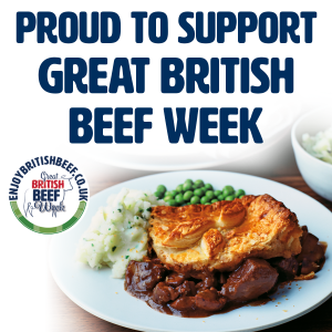 Supporting GBBW (Steak and Kidney Pie)
